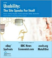 Usability:The Site Speaks for Itself