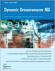 Dynamic Dreamweaver MX