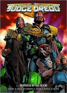 Judge Dredd Brothers of the Blood
