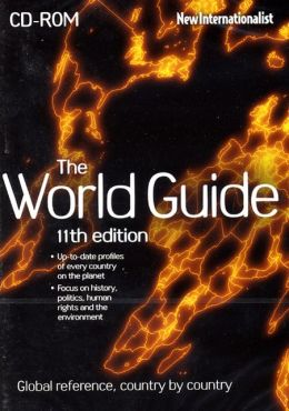 The World Guide, 11th edition CD-ROM: Global reference, country by country