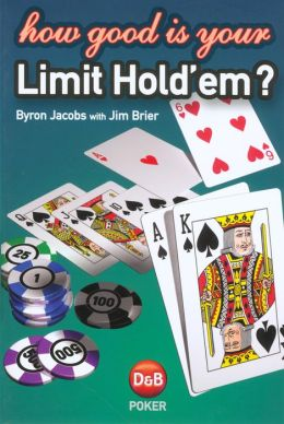 How Good Is Your Limit Hold 'em?