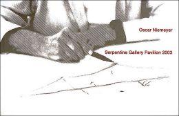 Oscar Niemeyer: The Serpentine Gallery Pavilion 2003