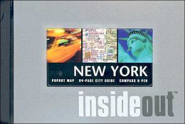New York Insideout City Guide Map