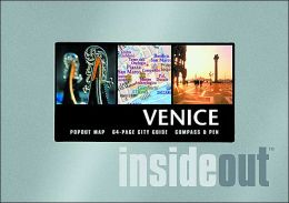 Venice Insideout City Guide Map