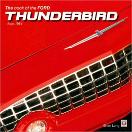 Book of the Ford Thunderbird from 1954