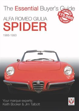 Alfa Romeo Giulia Spider: The Essential Buyer's Guide