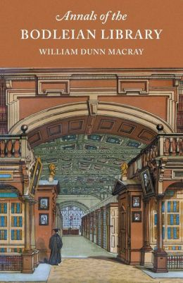 Annals of the Bodleian Library