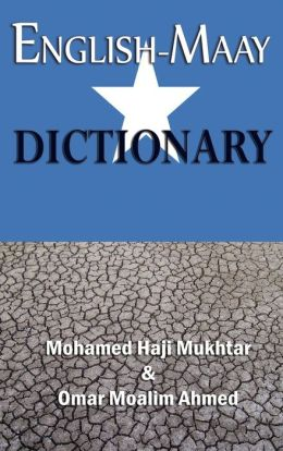 English-Maay Dictionary