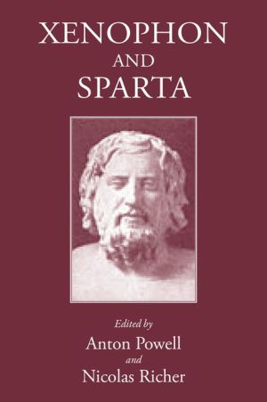 Xenophon and Sparta: New Perspectives