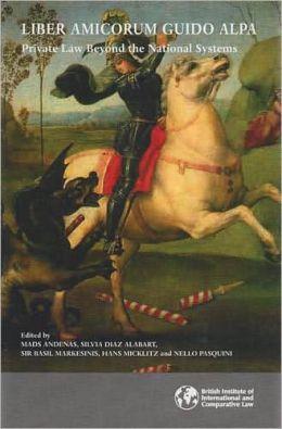 Liber Amicorum Guido Alpa