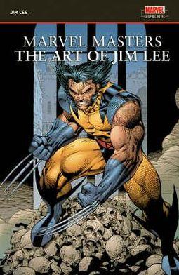 Marvel Masters, the Art of Jim Lee