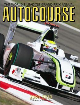 Autocourse 2009-2010: The World's Leading Grand Prix Annual