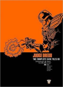 Judge Dredd the Complete Case Files 06