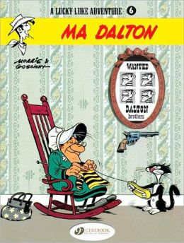Ma Dalton (Lucky Luke Adventure Series #6)