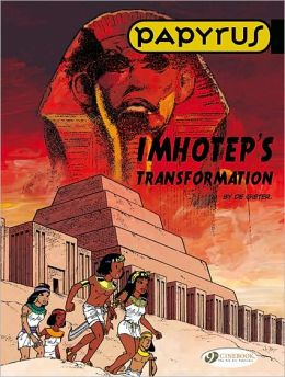 Imhotep's Transformation: (Papyrus Series #2)