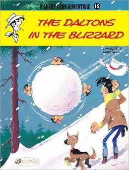 The Daltons in the Blizzard (Lucky Luke Adventure Series #15)