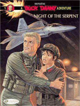 Buck Danny Vol. 1: Night of the Serpent