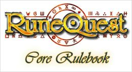 RuneQuest: Core Rulebook