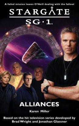 Stargate SG-1 #8: Alliances