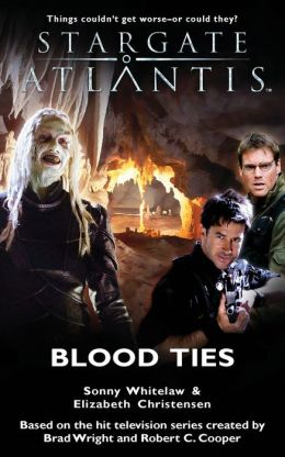 Stargate Atlantis #8: Blood Ties