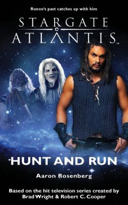 Stargate Atlantis #13: Hunt and Run