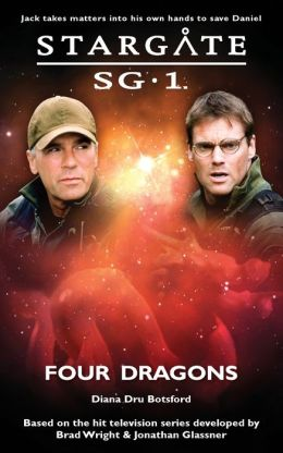 Stargate SG-1 #16: The Four Dragons