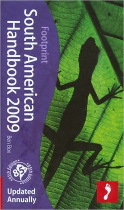 Footprint South American Handbook 2009