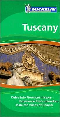 Michelin Travel Guide Tuscany