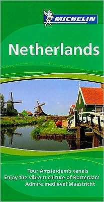 Michelin Travel Guide Netherlands