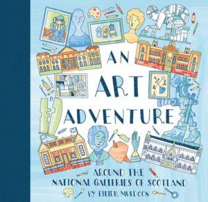 An Art Adventure around National Galleries Scotland