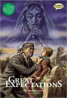 Great Expectations The Graphic Novel: Quick Text