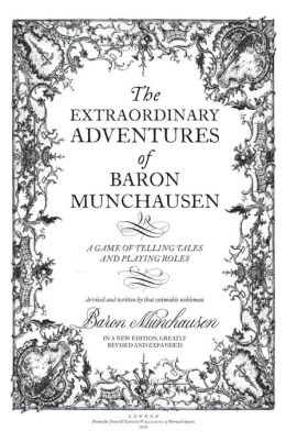The Extraordinary Adventures of Baron Munchausen