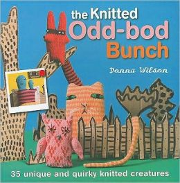 Knitted Odd-Bod Bunch