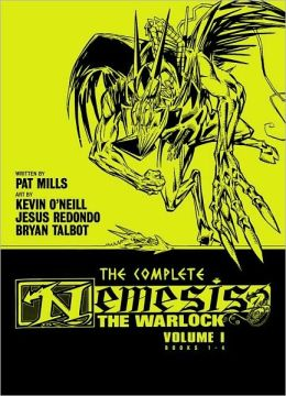 The Complete Nemesis the Warlock, Volume 1