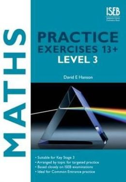 Maths Practice Exercises 13+ Level 3