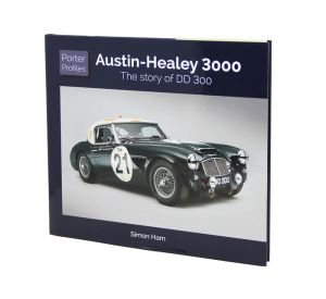 Austin Healey 3000: The story of DD 300