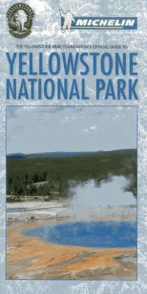 Official Guide to Yellowstone National Park