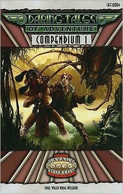 Daring Tales of Adventure Compendium 1