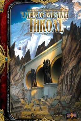 Nations of Barsaive, Volume One: Throal