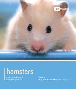 Hamster: Pet Book
