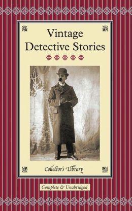 Vintage Detective Stories