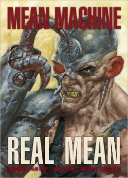 Mean Machine: Real Mean