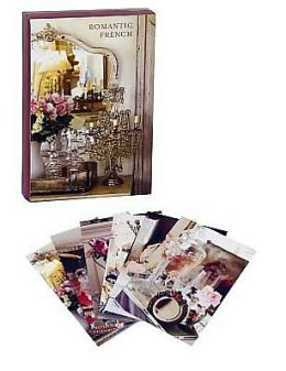 Romantic French Writing Set
