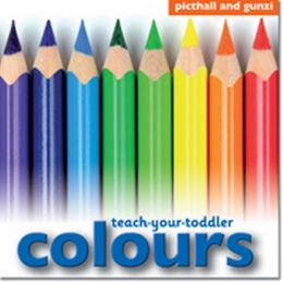 Teach-Your-Toddler Colours