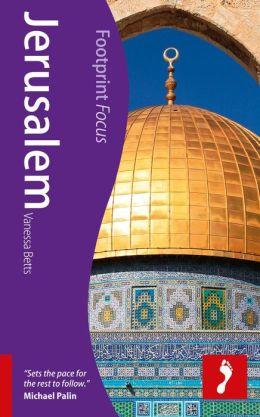Footprint Focus Jerusalem