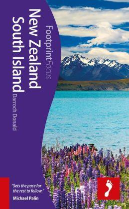 Footprint Focus New Zealand South Island