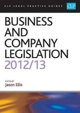 Business and Company Legislation