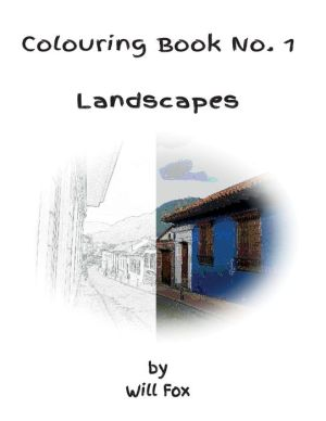 Colouring Book No. 1 - Landscapes