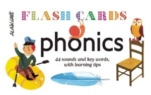 Phonics - Flash Cards: 44 sounds and key words, with learning tips