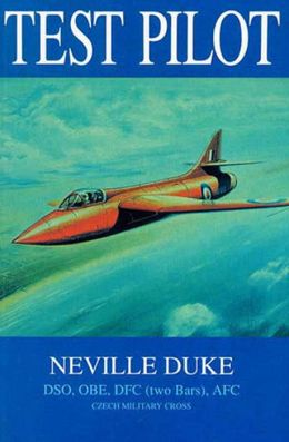 Neville Duke Test Pilot